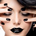 Black lipstick: 8 tips to wear it with elegance