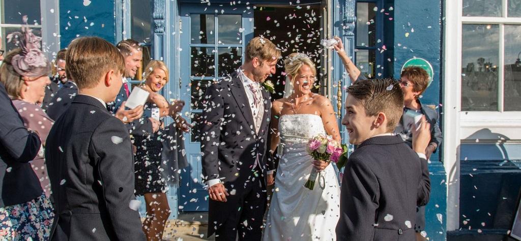 Wedding is a Fairy Tale Affair
