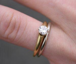 Appeal of Diamond Wedding Rings