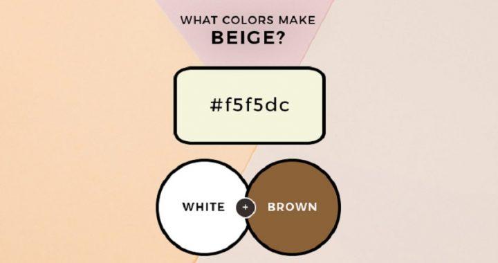 make beige