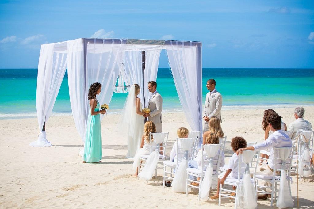 When Planning a Beach Wedding