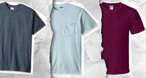 Best To Gift Men Plain T-Shirts